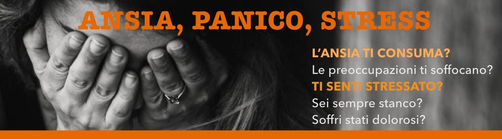 Ansia, Panico, Stress. venerdì 14 settembre – Consulenza gratuita sull'ansia